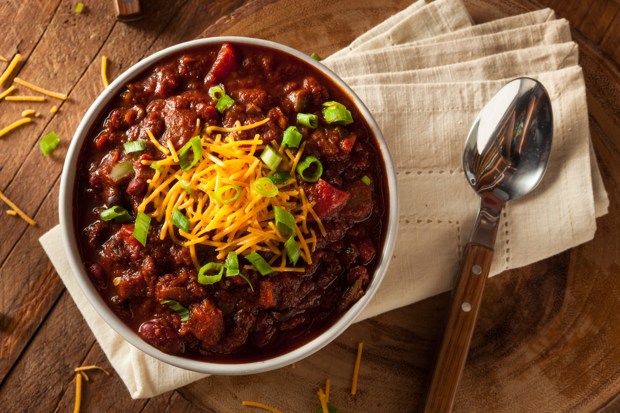 chili to-go from kingstowne restaurants